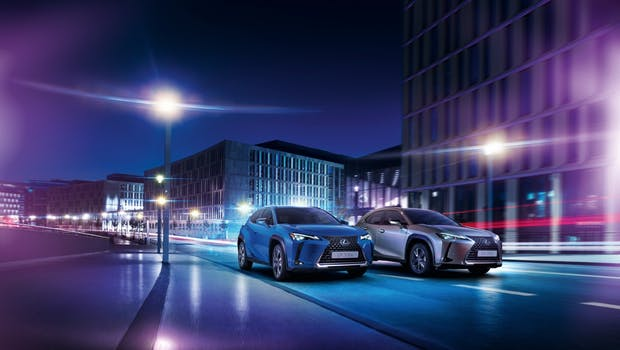 Lexus UX 300e. (Foto: Lexus)