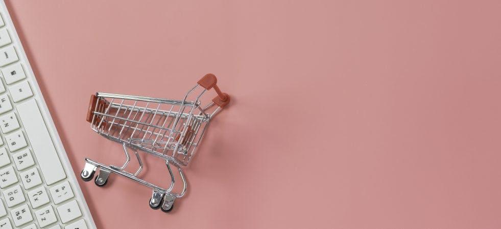 IT-Infrastruktur E-Commerce Onlineshop