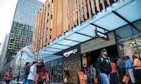 Amazon plant kassenloses Einkaufen erstmals auf größerer Fläche