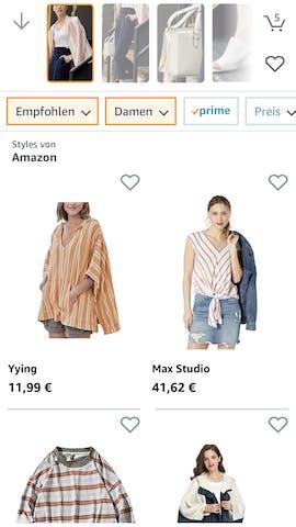 Amazon Stylesnap