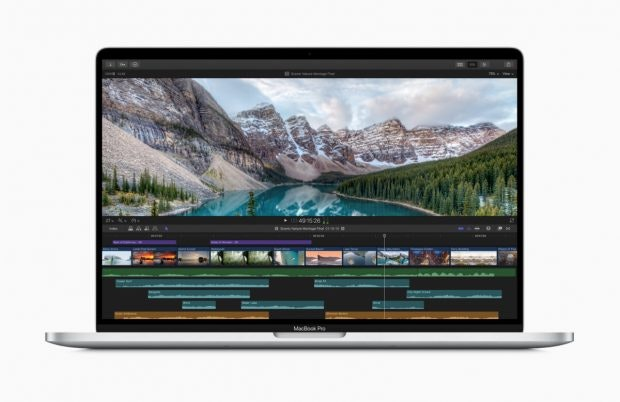 Apple Macbook Pro 16. (Bild: Apple)