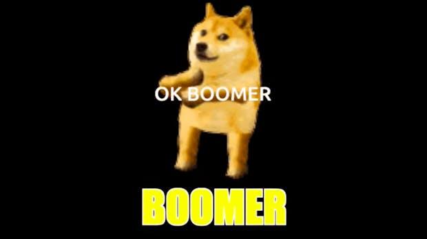 """""""OK, Boomer"""": Mit diesem Meme protestiert Generation Z"""