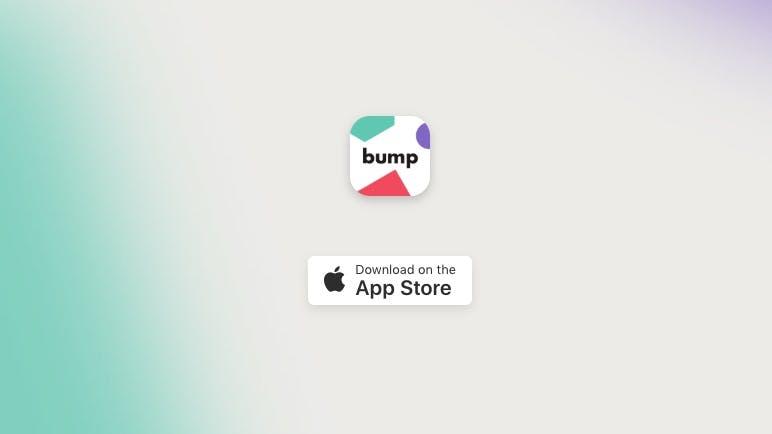 Bump: Das ist die neue Facebook-App
