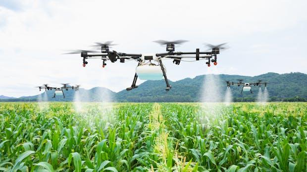 Smart Farming – Tablet, Smartphone und Sensoren auf dem Acker