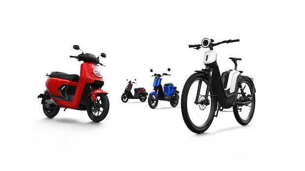 Niu bringt neue E-Scooter-Modelle der M-, N- und U-Serie