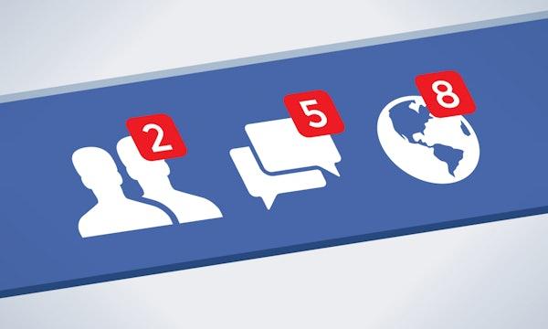 Facebook: So könnt ihr die kleinen roten Benachrichtigungen entfernen