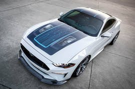 Ford zeigt Mustang Lithium.