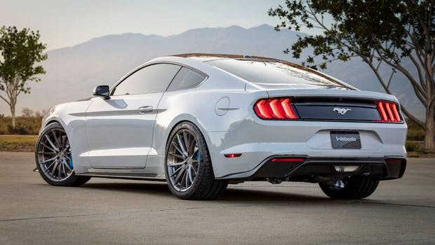 Ford zeigt Mustang Lithium. (Foto: Ford)