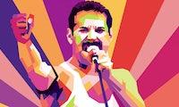 Google-KI zeigt dir, wie nah deine Stimme an der von Freddie Mercury ist