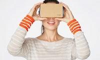 Nach Aus von Daydream: Google macht VR-Pappbrille Cardboard Open Source