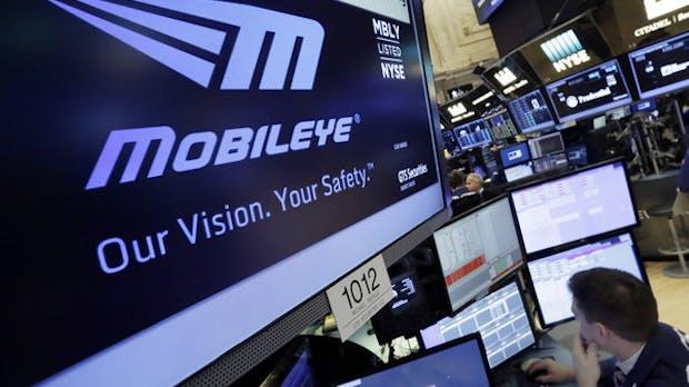 Intel-Firma Mobileye testet autonome Autos in Deutschland
