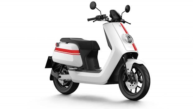 Der neue Niu-E-Scooter N-Qi-GT Pro. (Bild: Niu)