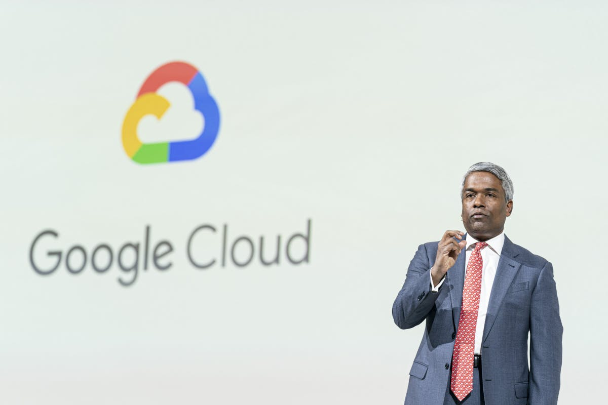 Wolkige Aussichten: Cloud-News von der Google Cloud Next '19 in London