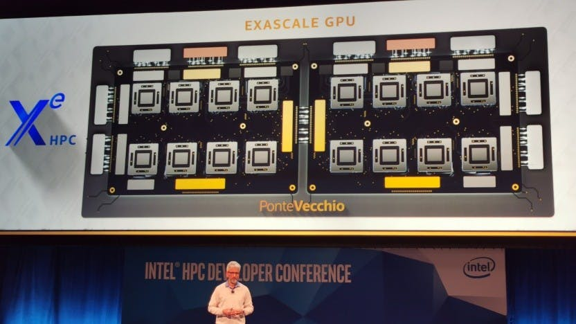 Intel enthüllt erste Details zu seinen Grafikchips