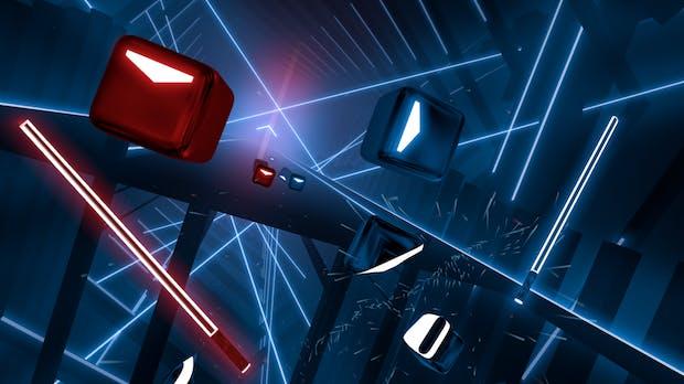 Facebook kauft VR-Spiel Beat Saber und will illegales Modding unterbinden