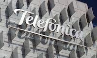 Telefónica meldet starkes Wachstum und hohen Millionenverlust