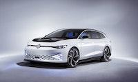 VW bringt elektrischen Kombi Aero B erst 2023