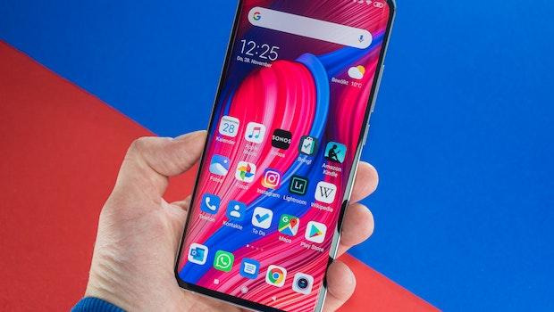 Sieht aus wie ein typisches Smartphone aus 2019, soll aber aus Sicht von Xiaomi ein Gamechanger sein. (Foto: t3n)