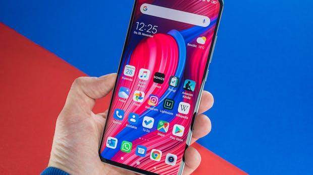 Xiaomi Mi Note 10 im Test: Langer Atem und fünf Kameras für alle Fälle