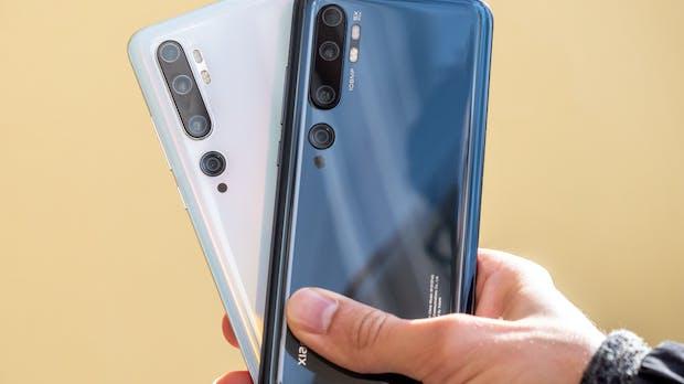 Smartphone-Akku in 17 Minuten voll: Xiaomi stellt 100-Watt-Ladesystem vor