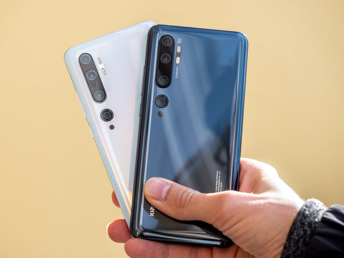 """Schnellladesystem für große Handy-Akkus: Xiaomi zeigt """"Mi Super Charge Turbo"""""""