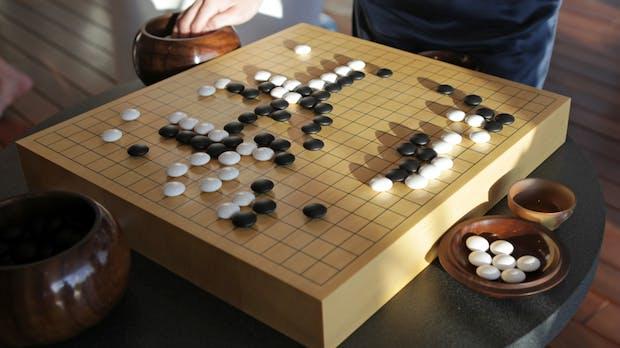 Go-Meister tritt wegen KI Alphago zurück