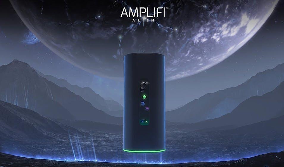 Amplifi Alien: Mesh-Router mit bis zu 8 Gbit/s Durchsatz