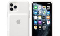 Für iPhone 11, 11 Pro und Max: Apple verkauft Smart-Battery-Cases mit dediziertem Kamerabutton