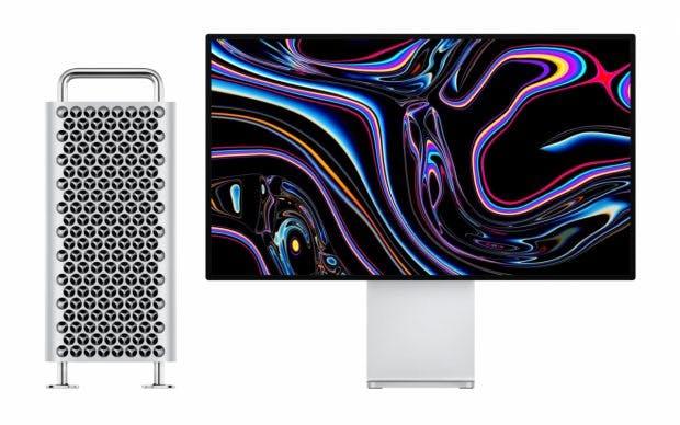 Apple Mac Pro 2019. (Bild: Apple)