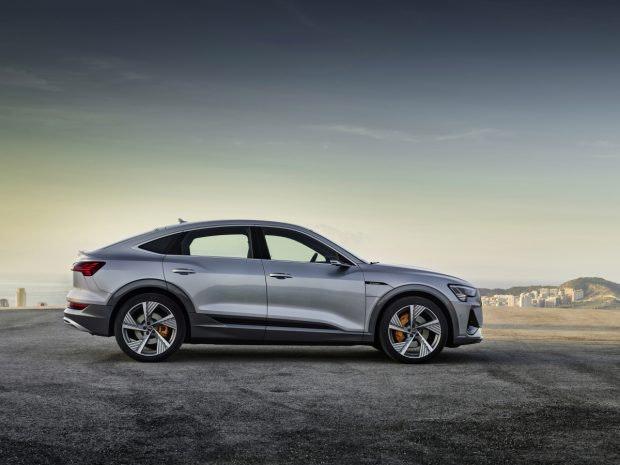 Audi E-Tron Sportback. (Foto: Audi)