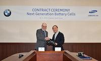 BMW schließt langfristige Verträge mit Batterieherstellern über 10 Milliarden Euro