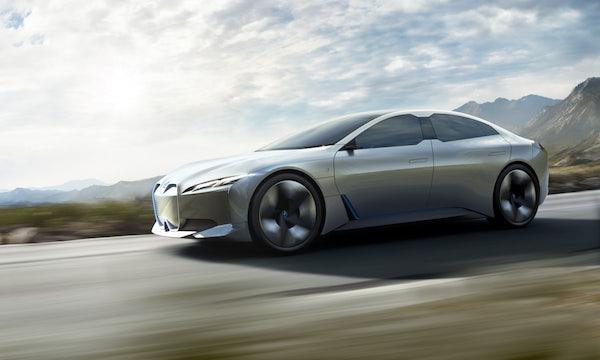 BMW i4: Neue E-Limousine soll 600 Kilometer weit kommen