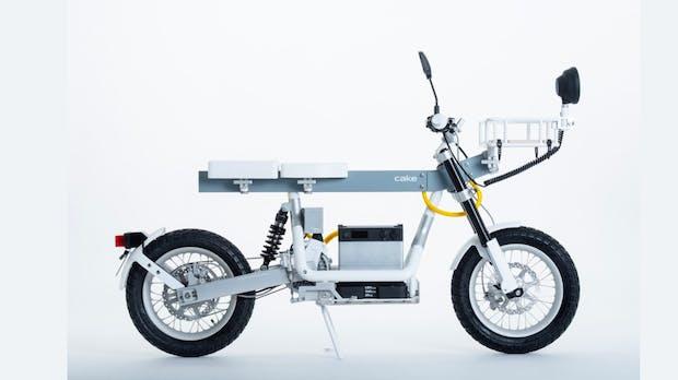 Cake Ösa: Dieses E-Motorrad ist überaus modular