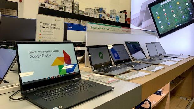 Update für Chrome OS: Arbeiten mit mehreren Desktops wird möglich