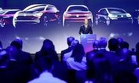 VW-Chef Diess will CO2-Ausstoß bis 2025 um 30 Prozent und bis 2050 auf Null reduzieren