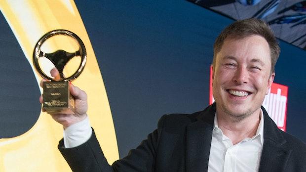 Model 3 treibt Aktie: Tesla ist jetzt fast so viel wert wie GM und Ford zusammen