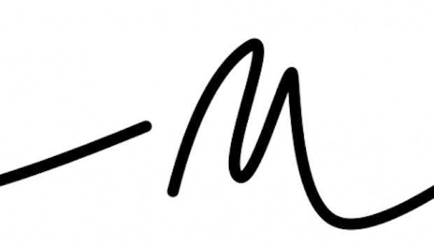 Rein optisch könnte es das Logo einer hippen, noch nicht allzu bekannten Outdoor-Marke sein. Die Wahrheit ist: Das Gekritzel stammt von Tesla-Chef Elon Musk. (Quelle: wikipedia.org)
