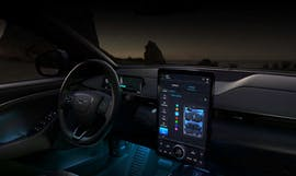 Das Infotainment-System Ford Sync. (Foto: Ford)
