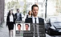 Gesichtserkennung: Facebook-App erkannte Nutzer auf der Straße