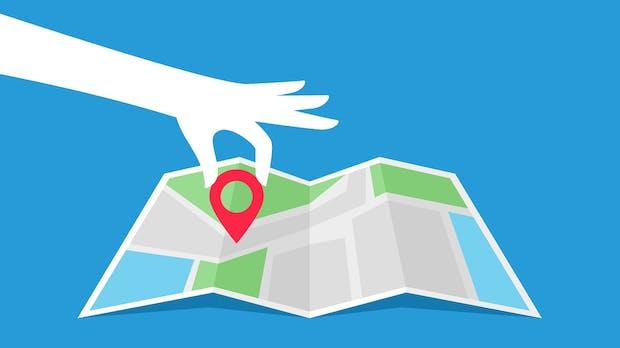 Neues Werbeformat: Google Maps schlägt euch einen Zwischenstopp vor