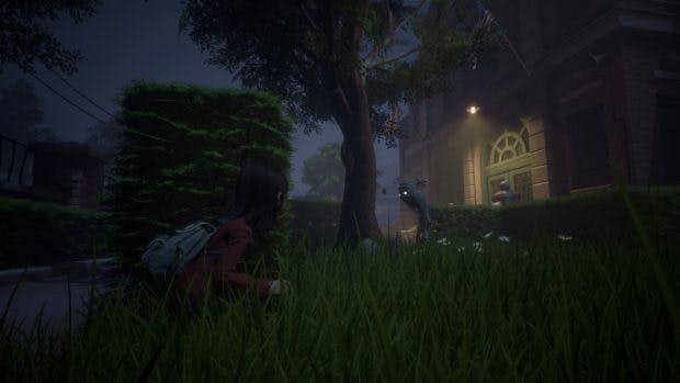Gylt ist das einzige Spiel, dass es zum Start exklusiv für Stadia geben wird. (Screenshot: Tequila Works)