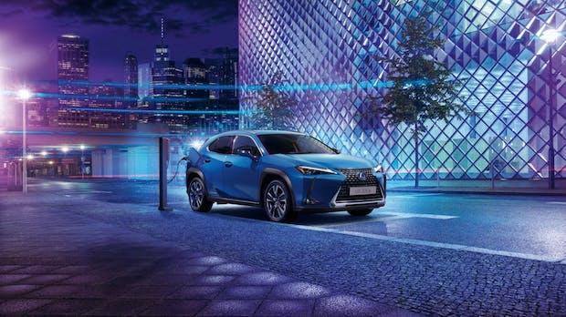 Lexus UX 300e: Der E-SUV ist der erste Stromer aus Toyotas Luxusauto-Schmiede