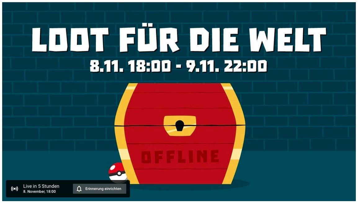 """24 Stunden Livestream: Bei """"Loof für die Welt"""" spielen LeFloid & Co. für wohltätige Zwecke"""