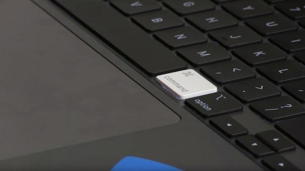 """Macbook Pro 16: Apples """"neues"""" Scissor-Keyboard ist eigentlich das alte Magic Keyboard von 2015"""