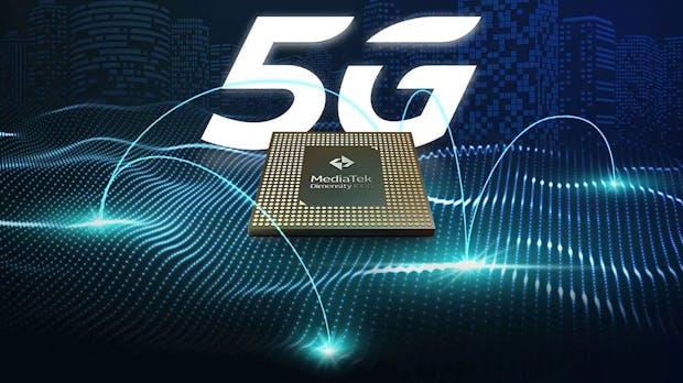 Angriff auf Qualcomm: Mediatek kündigt 5G-High-End-SoC an
