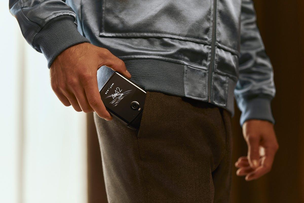 Klapphandy Motorola Razr: Neues Foldable kommt im Klassiker-Gewand