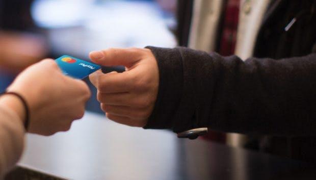 Debitkarte für Händler mit Paypal-Geschäftskonto. (Foto: Paypal)