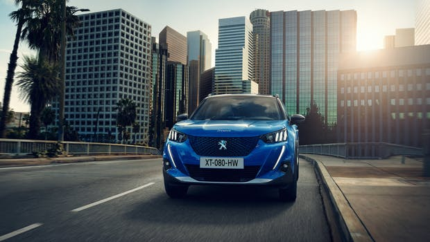 Peugeot E-2008.  (Foto: Peugeot)
