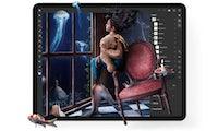 Adobe: Photoshop nur für einige iPad-Modelle verfügbar