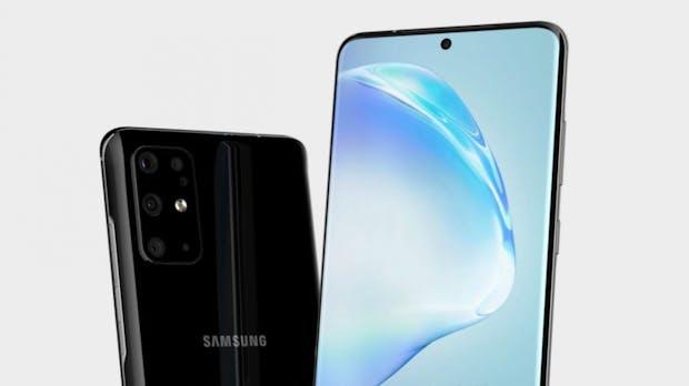 Samsung Galaxy S20 (Plus): So sieht es aus, das steckt drin